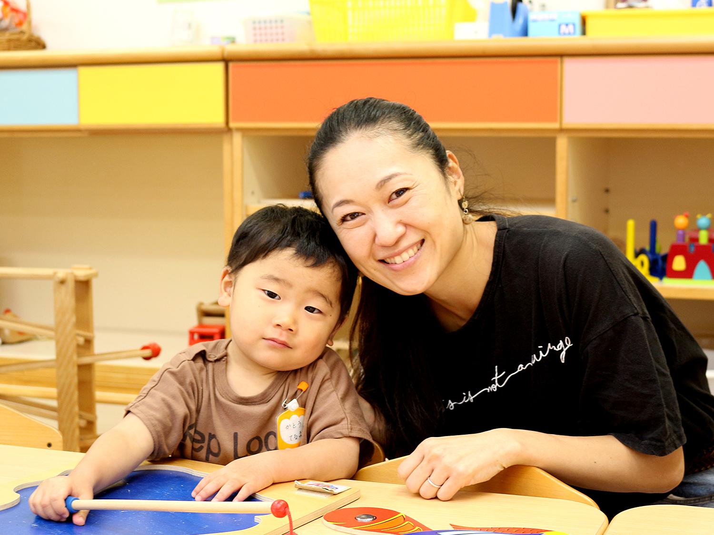 2歳児親子教室コアラ